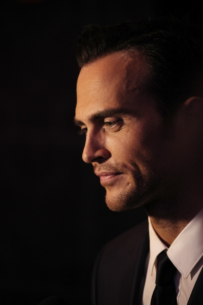 Cheyenne Jackson at In The Spotlight- THE PERFORMERS