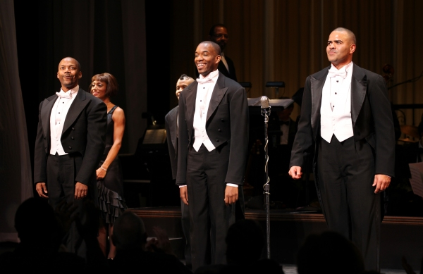 Photo Coverage: Amber Riley, Joshua Henry, Adriane Lenox and More in COTTON CLUB PARADE Curtain Call!