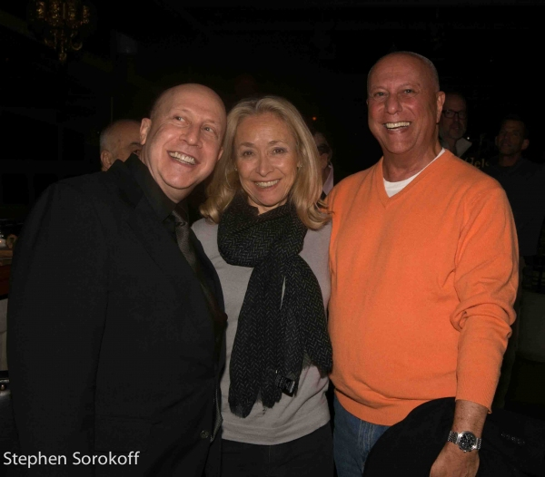 Alex Rybeck, Eda Sorokoff, Barry Brown Photo