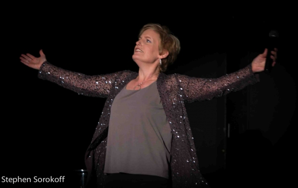 Photo Coverage: Liz Callaway Plays Helsinki Hudson