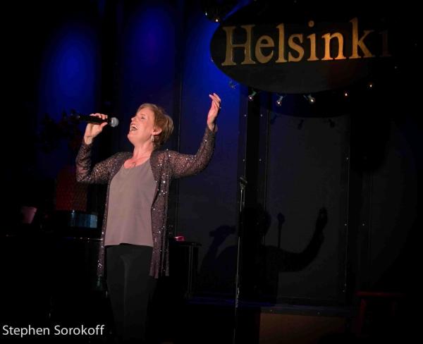 Photo Coverage: Liz Callaway Plays Helsinki Hudson
