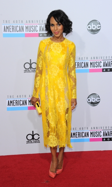 Fashion Photo of the Day 11/19/12 - Kerry Washington
