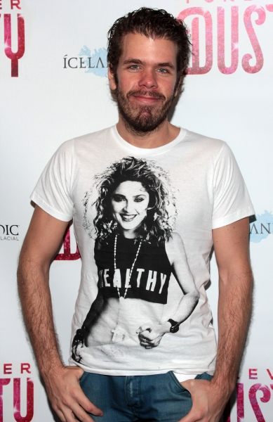 Perez Hilton at Inside FOREVER DUSTY's Opening Night!