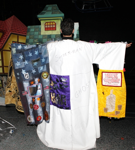 Exclusive Photo Coverage: Inside ELF's Gypsy Robe Ceremony