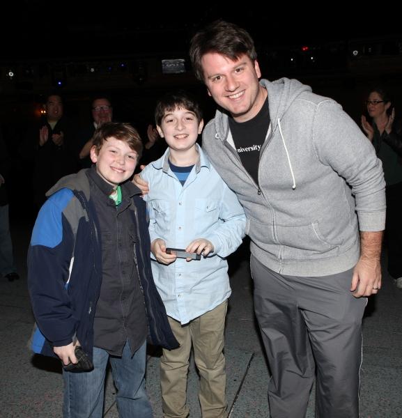Mitchell Sink, Jason Eric Testa & Rory Donovan