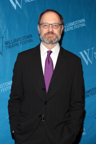 David Hyde Pierce at Matthew Broderick, Laura Benanti, and More at Williamstown Theater Festival's 2012 Benefit