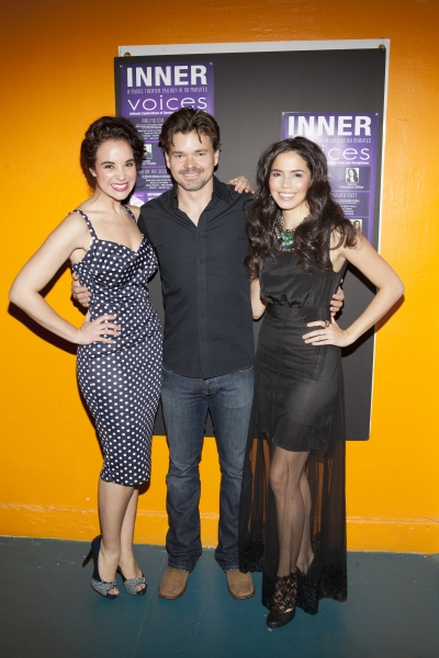 Photo Coverage: Inside Opening Night of INNER VOICES!