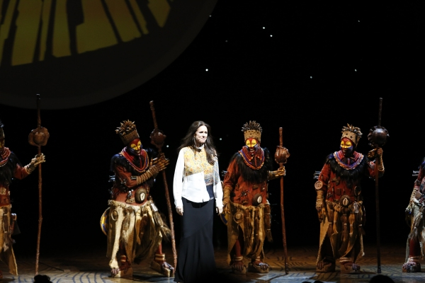 Photo Flash: THE LION KING Celebrates 15th Anniversary - Go Inside the Rehearsal!