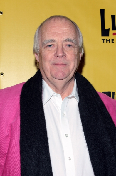 Tim Rice at THE LION KING Celebrates 15 Years on Broadway!