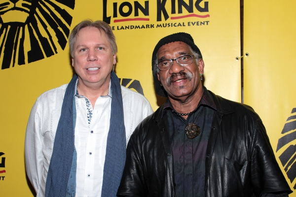 Garth Fagan, Mark Mancina