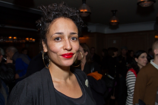 Zadie Smith Photo