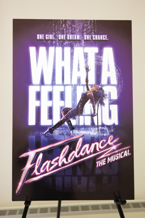 High Res The 'Flashdance - The Musical'