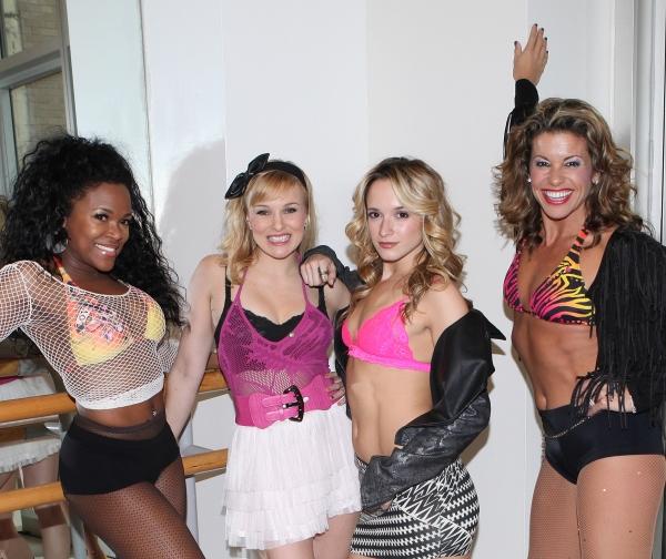 DeQuina Moore, Kelly Felthous, Emily Padgett & Rachelle Rak