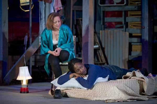 Photo Flash: First Look at Next Theatre Company's WELCOME HOME, JENNY SUTTER