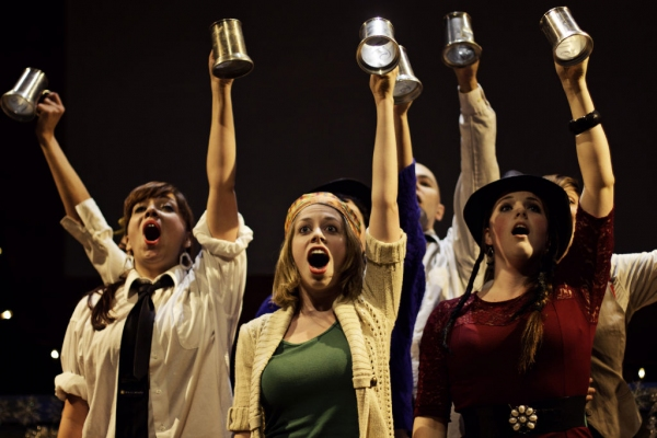 Photo Flash: First Look at Street Tempo's IT'S A WONDERFUL SANTA LAND