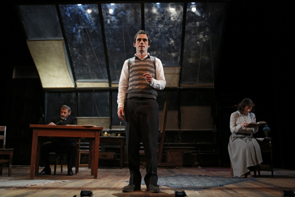 Photo Flash: First Look at Ari Brand and More in Westside Theatre's MY NAME IS ASHER LEV