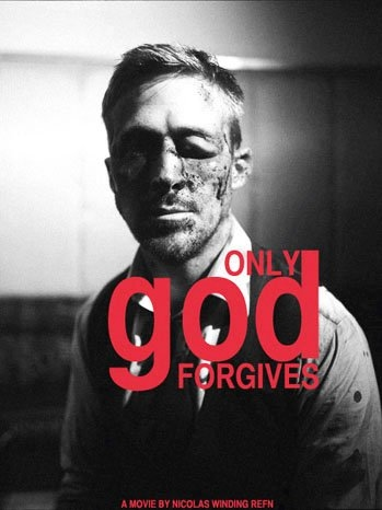 Photo Flash: Poster Unveiled for Gosling's ONLY GOD FORGIVES