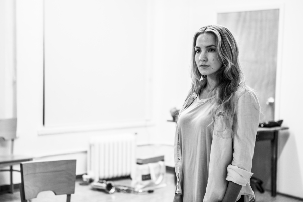 Photo Coverage: In Rehearsal with the Cast of LET'S KILL GRANDMA THIS CHRISTMAS