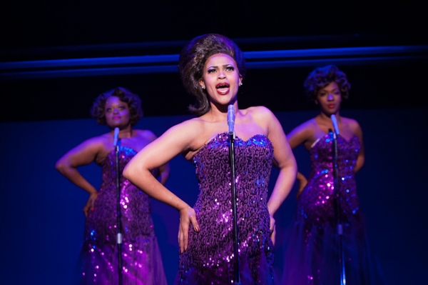 Photo Flash: First Look at Nova Y. Payton, Crystal Joy, Cedric Neal and More in Signature's DREAMGIRLS