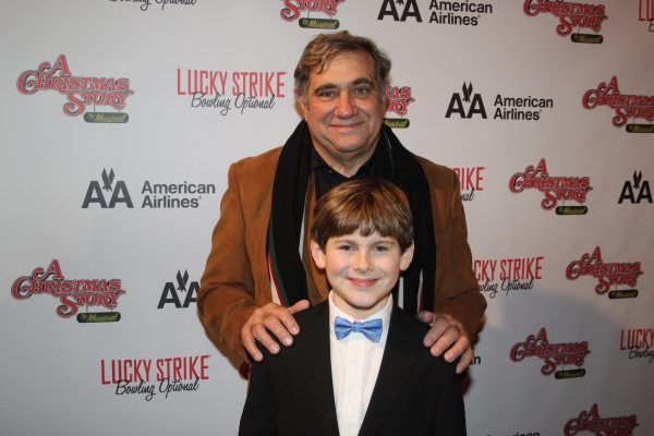 Photo Coverage: A CHRISTMAS STORY Opening Night Party!