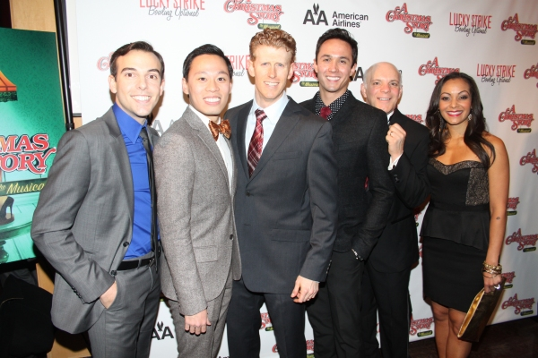 Jose Luaces, Andrew Cristi, Mark Ledbetter, Mathew deGuzman, Eddie Korbich and Tia Altinay