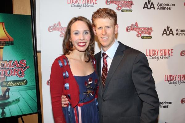 Jen Taylor and Mark Ledbetter Photo
