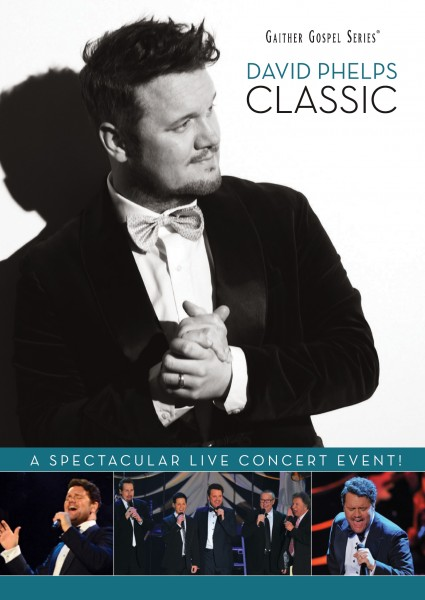 SOUND OFF Special Interview: David Phelps Discusses CLASSIC, Concert Tour, Christmas & More