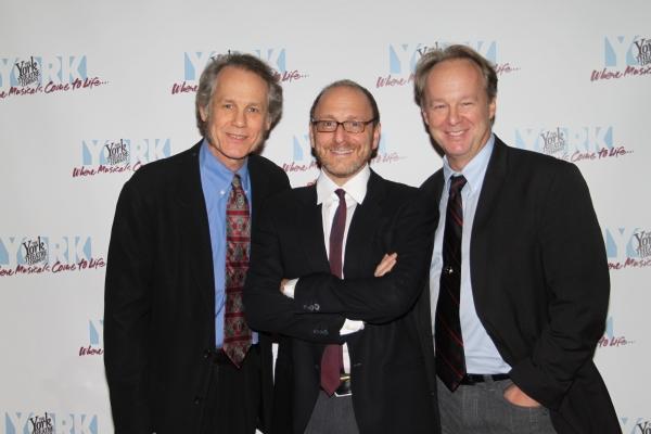 Jim Walton,  Lonny Price and Bob Walton  Photo