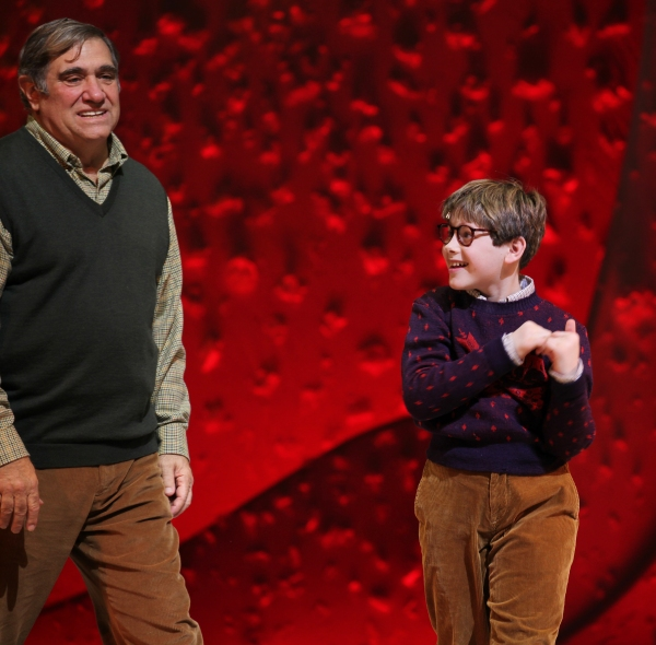 Photo Coverage: A CHRISTMAS STORY Opening Night Curtain Call!