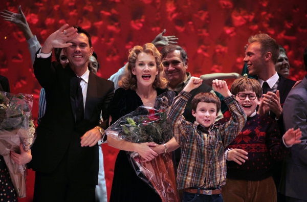 James Gray, Erin Dilly, Dan Lauria, Johnny Rabe, Justin Paul & Company