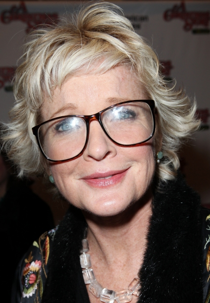 Christine Ebersole at A CHRISTMAS STORY Opening Night Red Carpet - 'Ralphie Specs' Photo Booth Special!