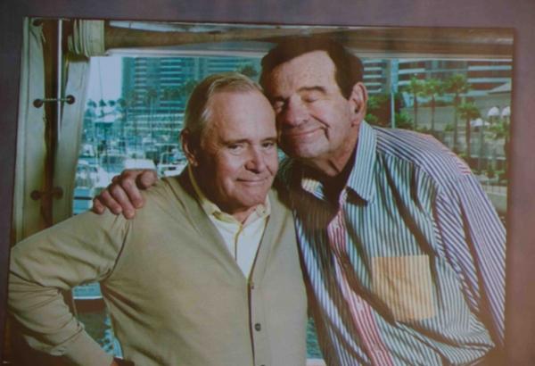 Jack Lemmon & Walter Matthau Photo