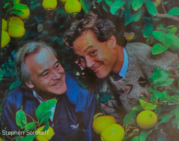 Jack Lemmon & Chris Lemmon