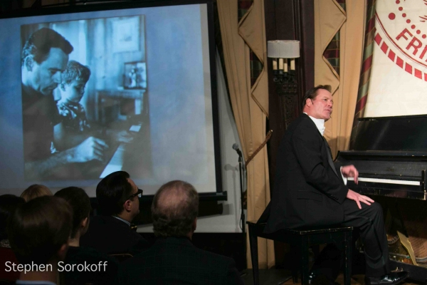 Photo Coverage: Chris Lemmon Brings A TWIST OF LEMMON to Friars Club