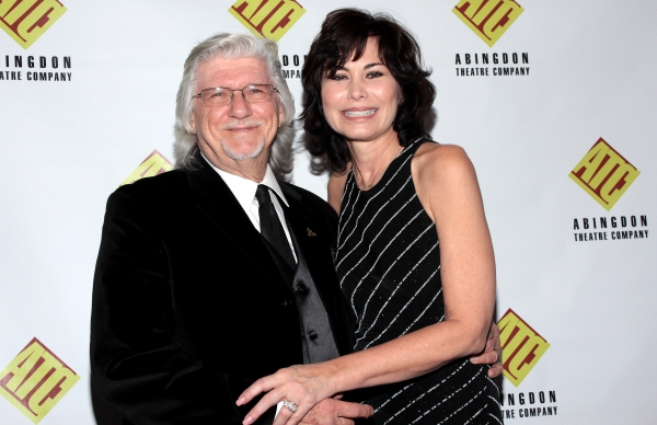 Martin Charnin, Shelly Burch at Abingdon Theatre Company Gala Celebrates Tyne Daly!