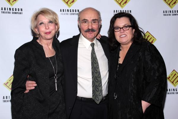 Julie Halston, Tom Mardirosian, Rosie O'Donnell Photo