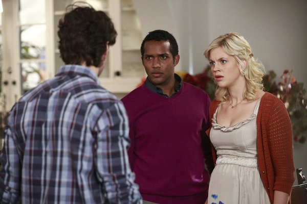 Photo Flash: THE NEW NORMAL's Thanksgiving Day Episode