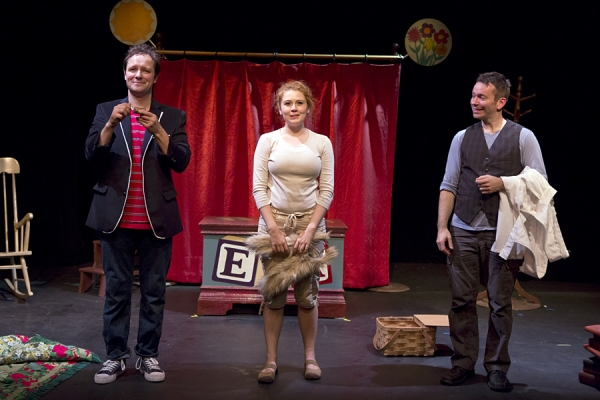 Photo Flash: THE VELVETEEN RABBIT Opens Off-Broadway