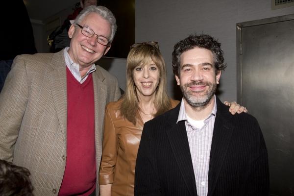 Ken Arthur (Theatreworks USA Producer), Barbara Pasternack (Theatreworks USA producer), Kevin Del Aguila (Adaptation and Directon)