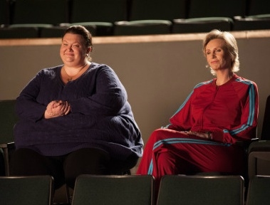 Photo Flash: First Look - Whoopi Goldberg Returns to GLEE on 'Swan Song' Episode