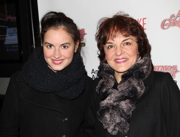 Gabriella Fanuele & Priscilla Lopez  Photo