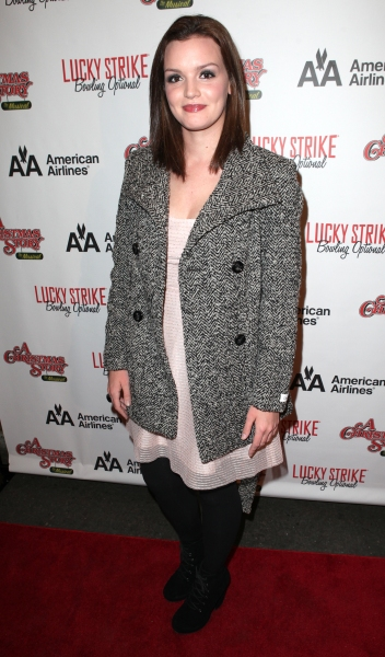 Photo Coverage: A CHRISTMAS STORY's Opening Night Arrivals!