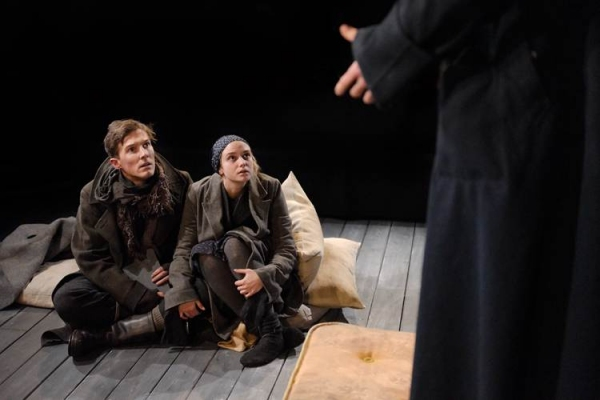 Photo Flash: First Look at Max Bennett, Gwilym Lee and More in Donmar Warehouse's THE PROMISE