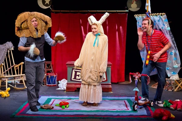 Photo Flash: First Look at DR2's THE VELVETEEN RABBIT