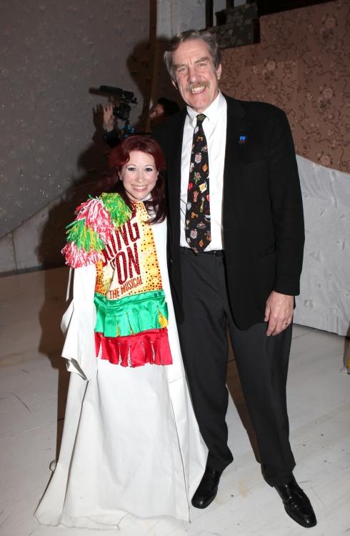 High Res Kirsten Wyatt & Nick Wyman (AEA President)