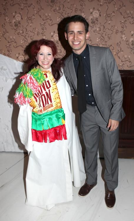 High Res Kirsten Wyatt & Benj Pasek