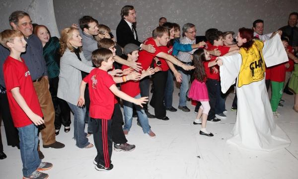 Kirsten Wyatt with Dan Lauria, Erin Dilly, Johnny Rabe, John Bolton & Zac Ballard & Company