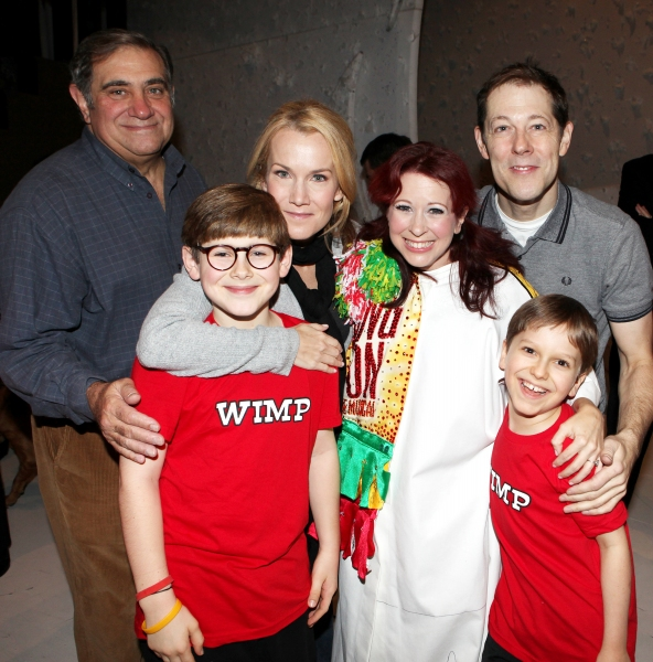 Exclusive Photo Coverage: Inside A CHRISTMAS STORY's Gypsy Robe Ceremony