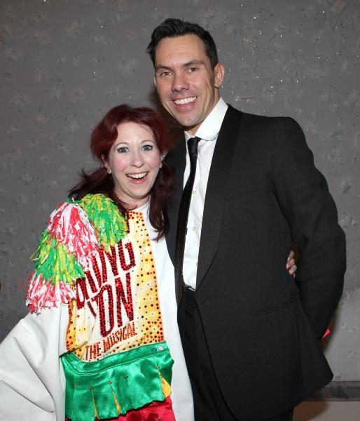 Kirsten Wyatt & James Gray  Photo