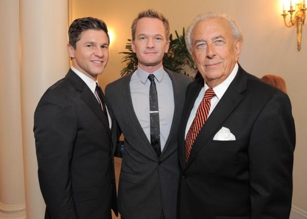 David Burtka, Neil Patrick Harris and Frank Mancuso Photo
